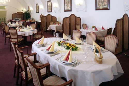 Hotel Maly Pivovar Services